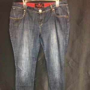 Original Ecko unlimited Red jeans